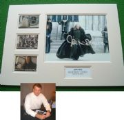 John Noble Signed Lord Of The Rings Photo Display Set - Denethor #4